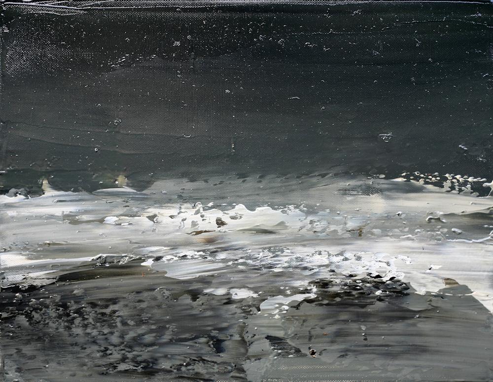 Dawn I 入幕, 2014, 35x 27cm