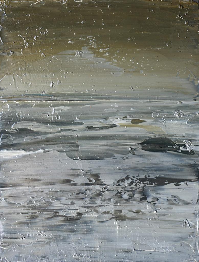 Dawn II 晚霞, 2014, 35x 27cm