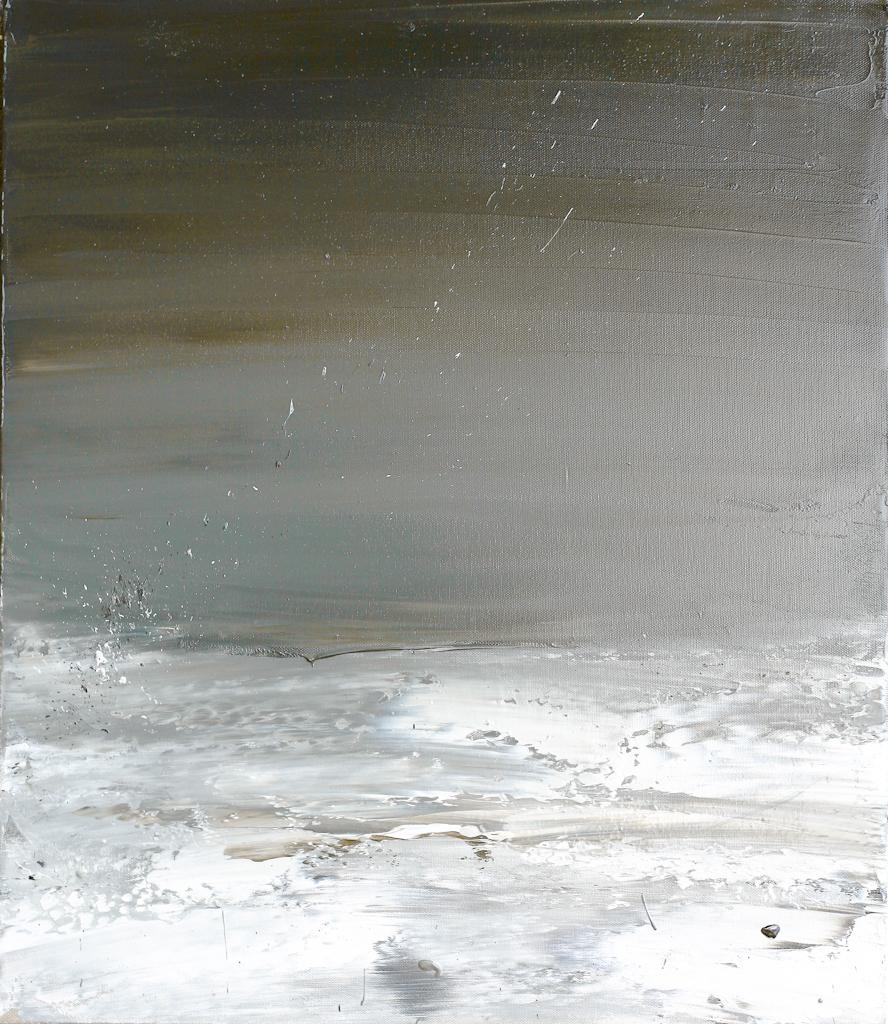 Quiet 空寂, 2015, 53x 45.5cm