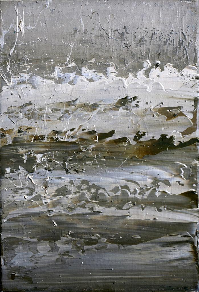 Waves 浪, 2014, 22.5x 15.5cm
