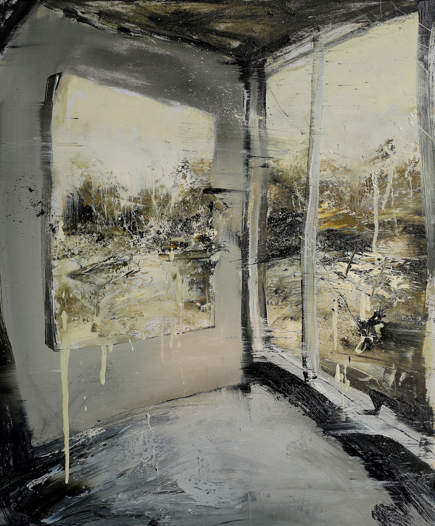 Inside。Outside。 兩遙,  2015, 73 x 61 cm