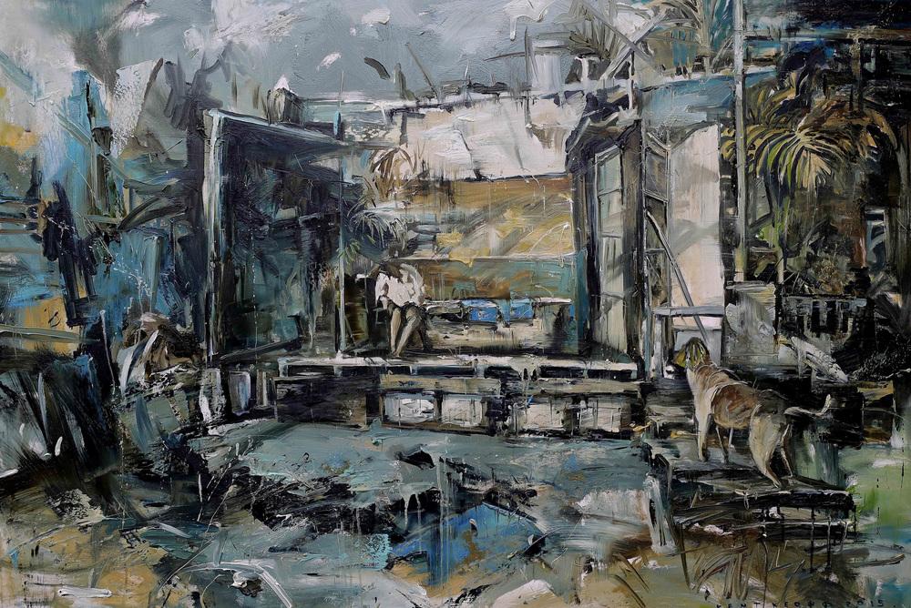 Theatre Of Life |生活劇場, 2015, 130 x 194 cm
