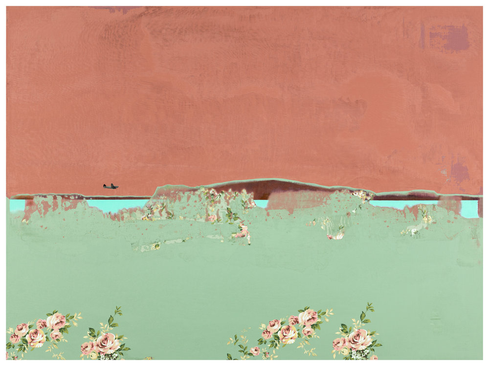 CHI Chien, The Other Side, 2014, Mixed Media, 97 x 130 cm, Affinity for ART.jpg