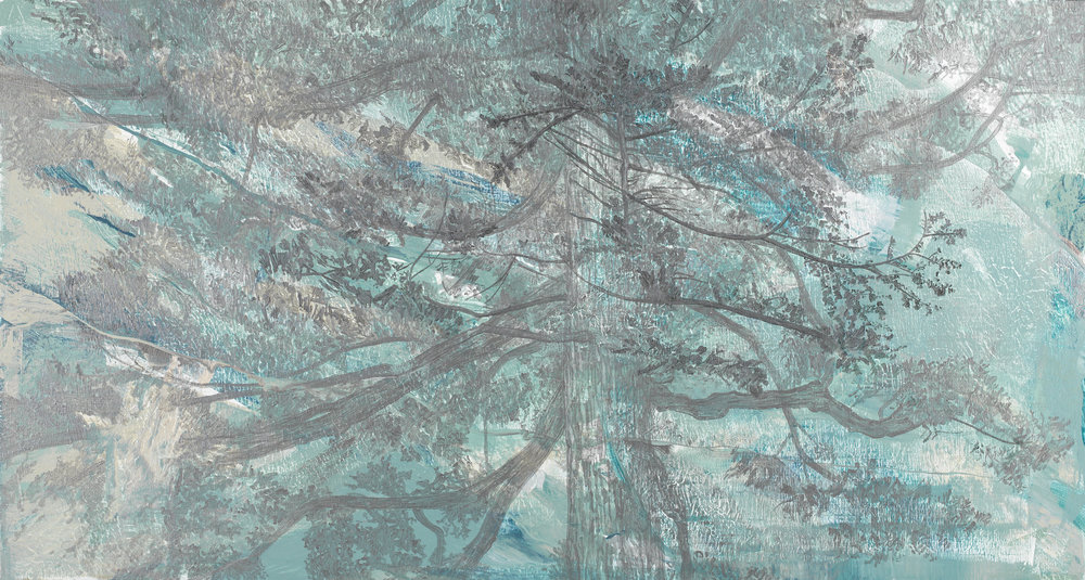 Shiu Sheng Hung, How Are You_ _ 你好嗎, 2018, Acrylic on Canvas, 80x150cm