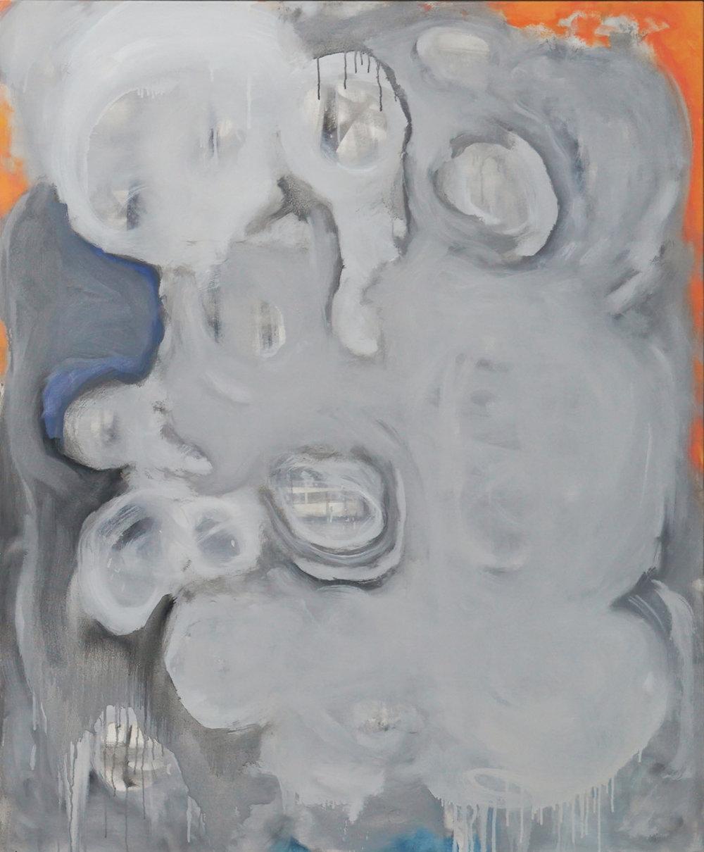 Somyot Hananuntasuk, 2016_07, OilonCanvas 120x100cm