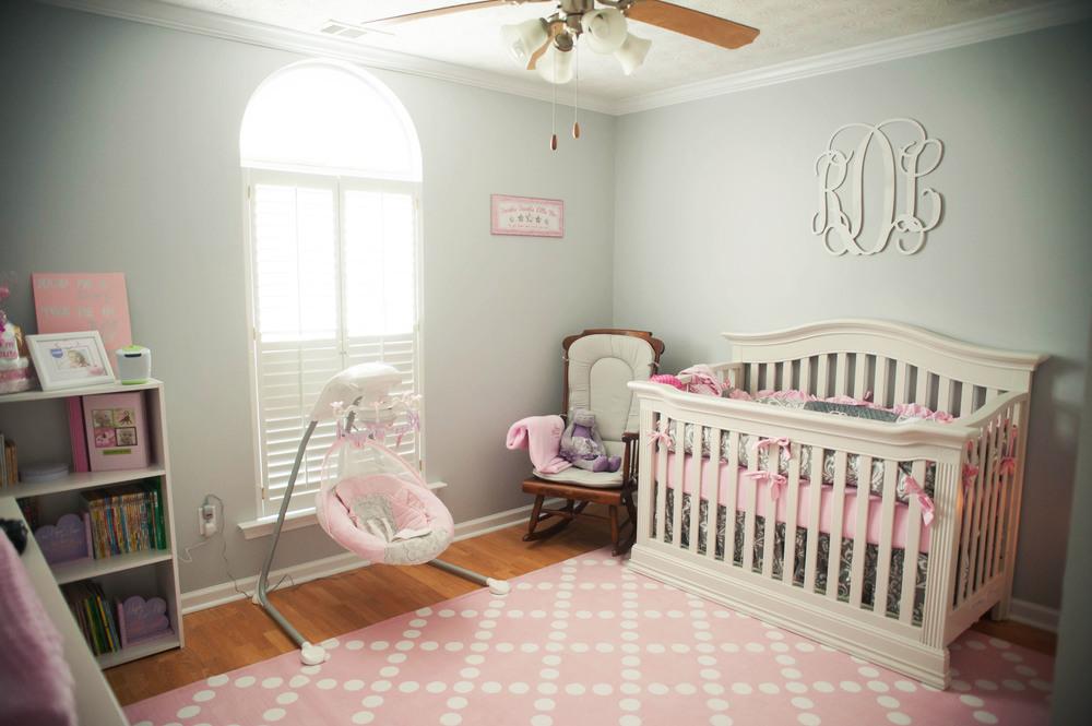 sweet little nursery