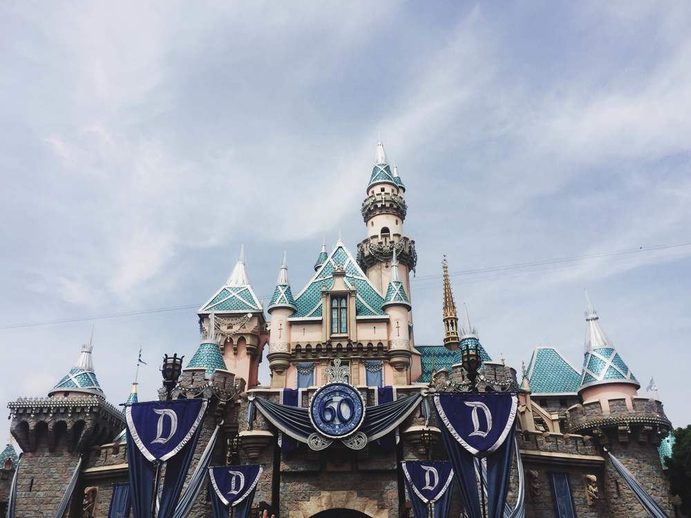 Our second day in California was spent exploring Hollywood and Disneyland. These are cell phone photos of the day.