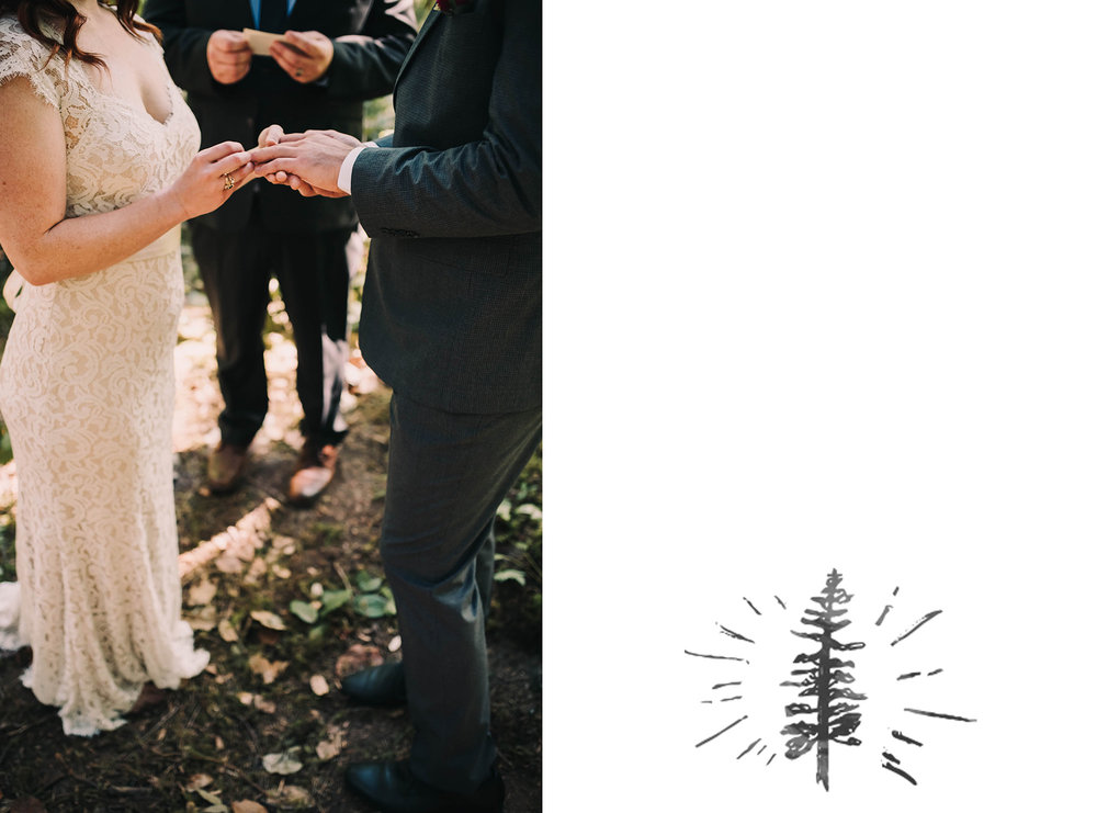 washington elopement adventure photographer ring exchange.jpg