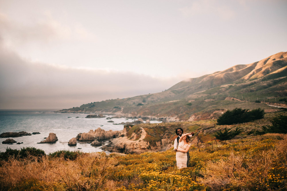 atlanta georgia big sur san francisco california bay area sf oakland wedding portrait adventure engageement nontraditional tattooed couple photographer-50.jpg