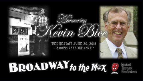 We are thrilled to announce that Kevin Bice will be the next recipient of MTP's annual Lifetime Membership honour. Each year, the MTP board selects one individual whose support of MTP and contributions to the London community at large deserve recognition.  Please see our  Facebook event  for more details on the evening, and for the list of contributions made to the London Music Theatre/Musical Theatre Productions.