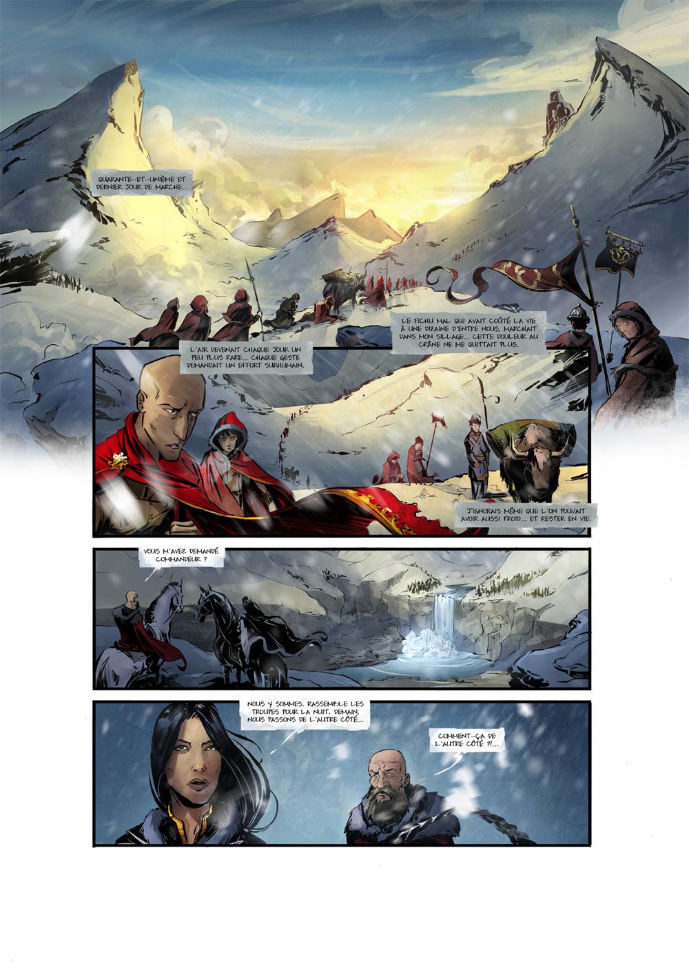 Castan T.2 - Page 01