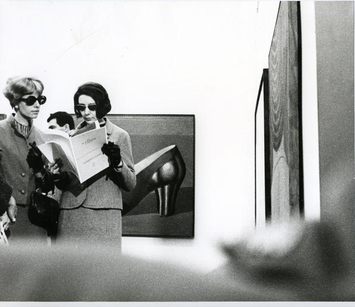 gnoli-1967-29 aprile galleria de foscherari 5.jpg