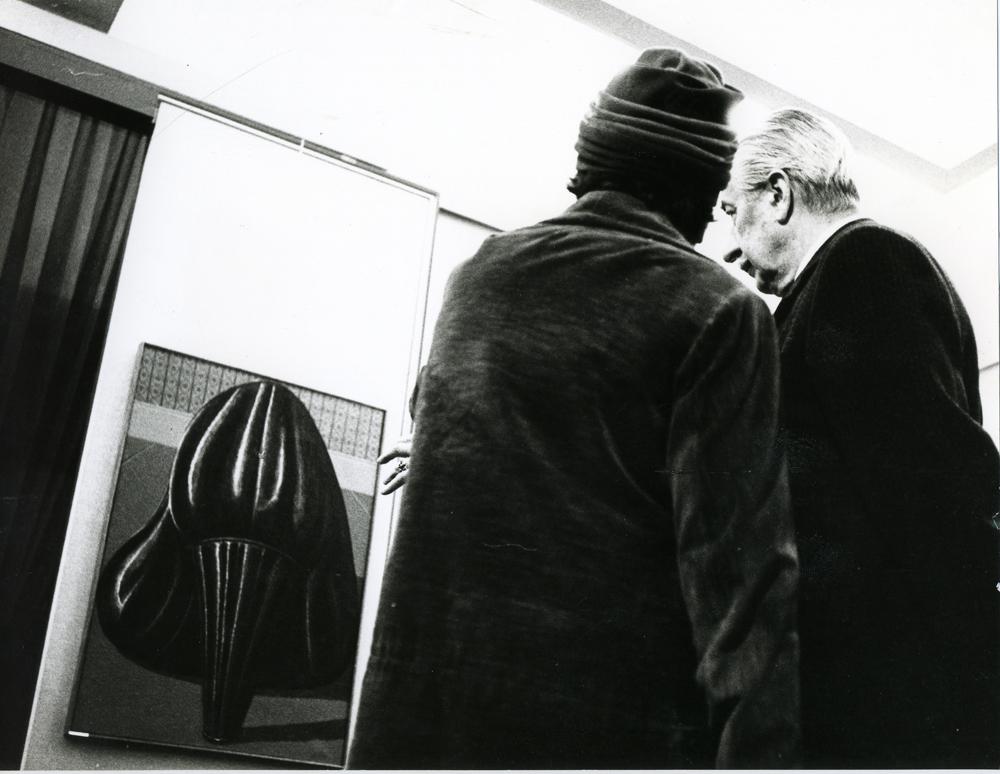 gnoli-1967-29 aprile galleria de foscherari.jpg