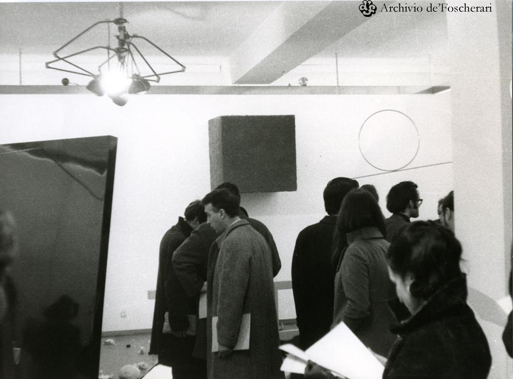 Arte povera 1968 - GALLERIA DE' FOSCHERARI .jpg