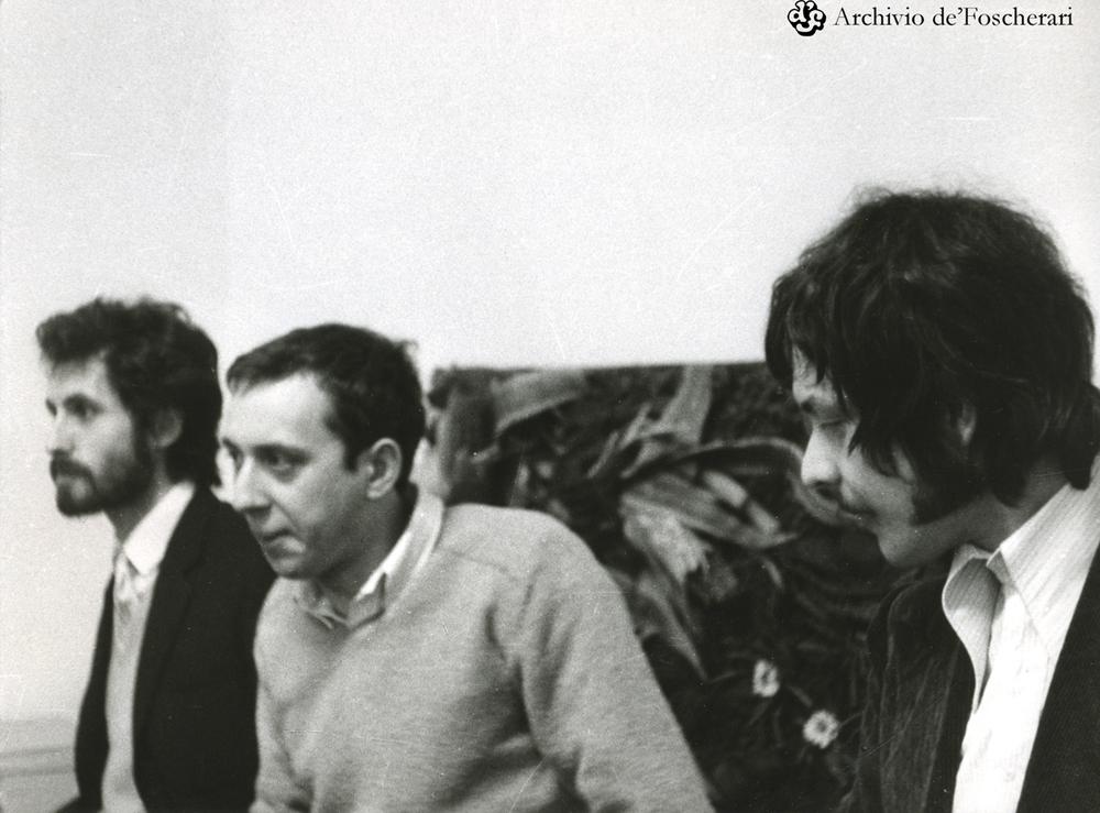 Arte povera 1968 - Calzolari Piacentino - GALLERIA DE' FOSCHERARI .jpg