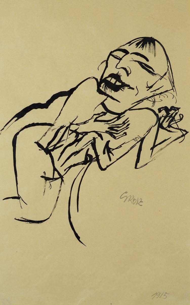 George Grosz 1915 - GALLERIA DE 'FOSCHERARI.jpg