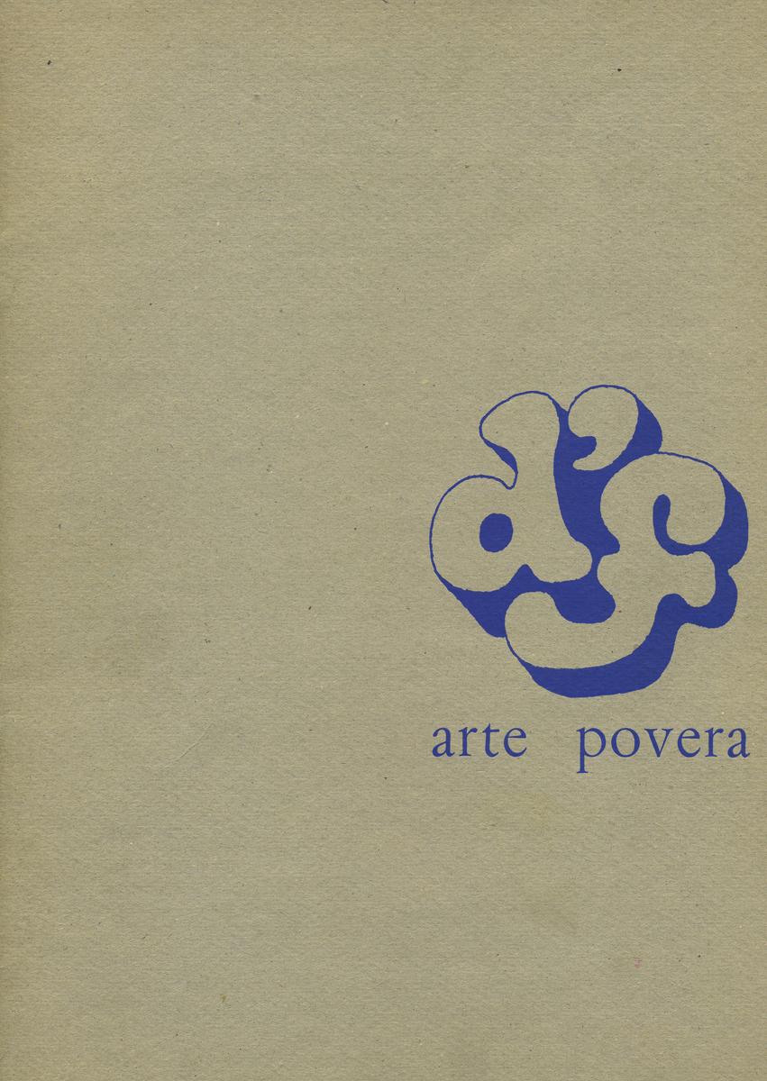 catalogo Arte Povera 1968 -Galleria de'Foscherari.jpg