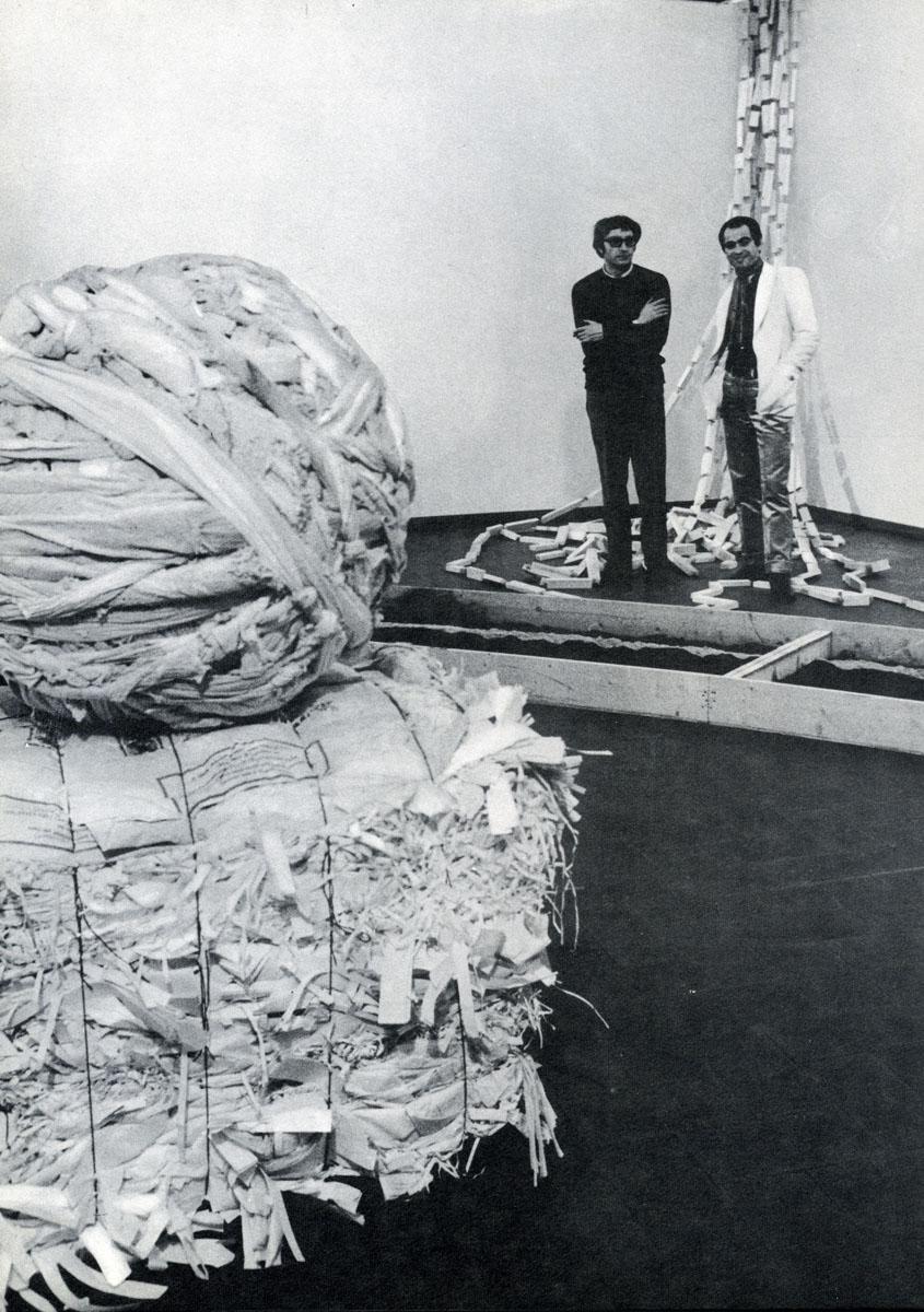 ceroli -1970-catalogo Galleria de foscherari  77011.jpg