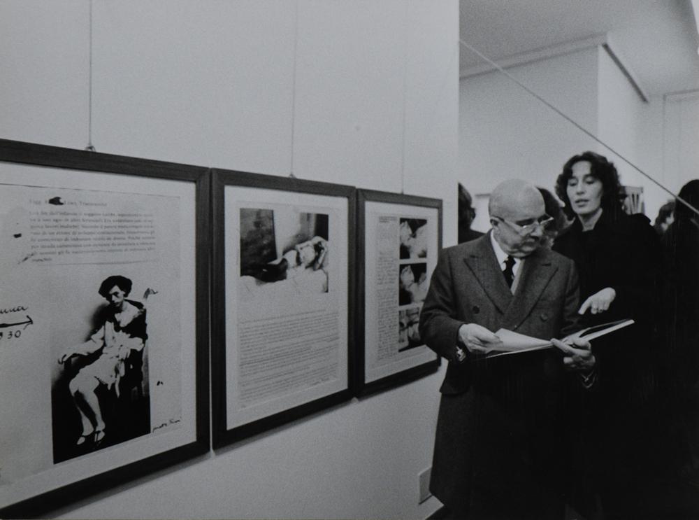 galleria de foscherari eros ghenos thanatos -Giosetta Fioroni.JPG