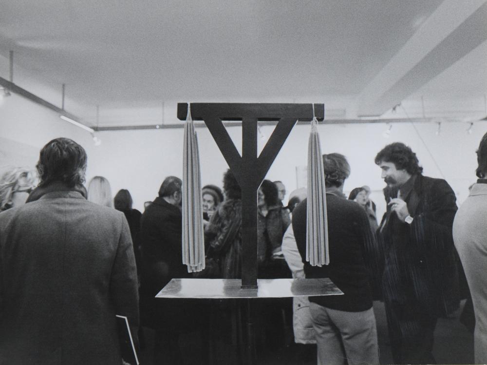 Fabio Mauri 1971 - vera cera ebrea- eros ghenos thanat galleria de foscherari.JPG