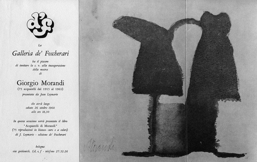 Giorgio Morandi - Ed galleria de foscherari  1968.jpg