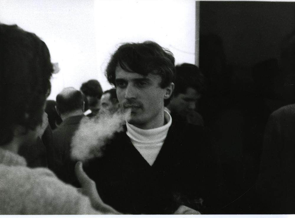 arte povera 1968 gilverto zorio galleria de'foscherari.jpg