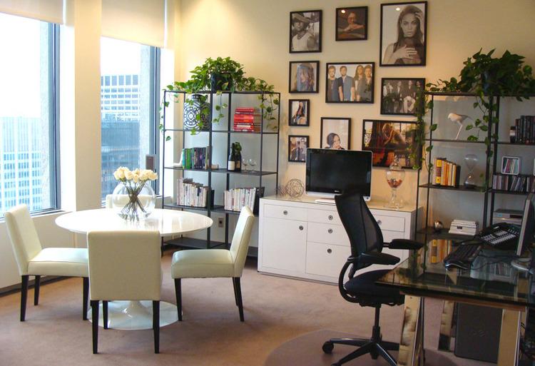 Commercial Executive Office Nyc Kevin O Shea Designs Interior