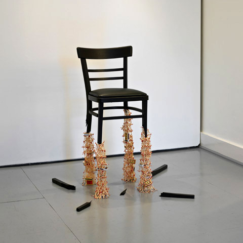 Bifurcation Chair, 2009
