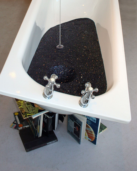 Model of the Universe No.2 (Astro-abluter), 2006 (detail)