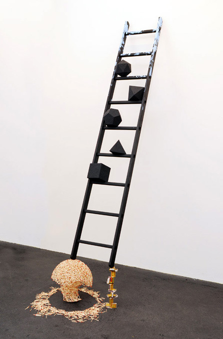 Model of the Universe No. 6 (Escatalogical Conveyor), 2011