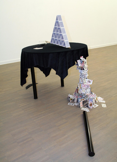 Model of the Universe No.4 (Fortuito Librae), 2008