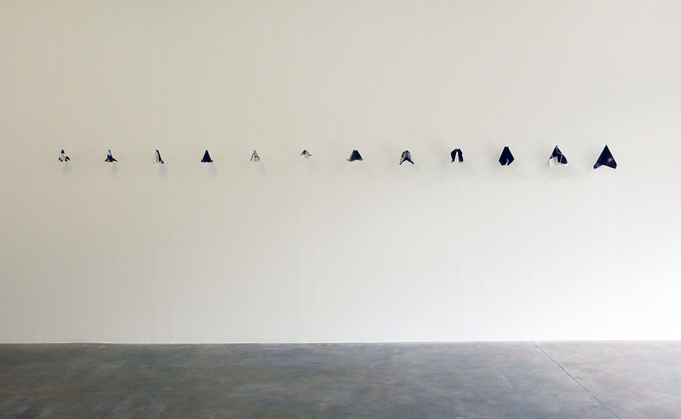 Penguins to Aeroplanes, 2010 (installation view)