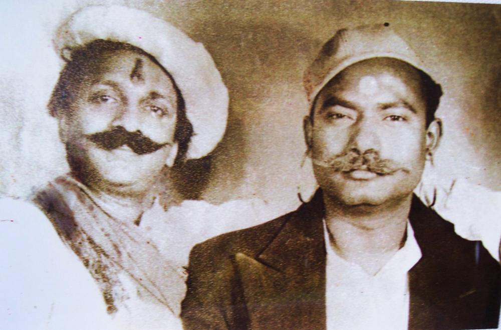 Pandit Ravi Shankar and Ustad Ali Akbar Khan© Courtesy Roy Chowdhury, <b>...</b> - Pt.%2BRavi%2BShankar%2Band%2BUstad%2BAli%2BAkbar%2BKhan%2B