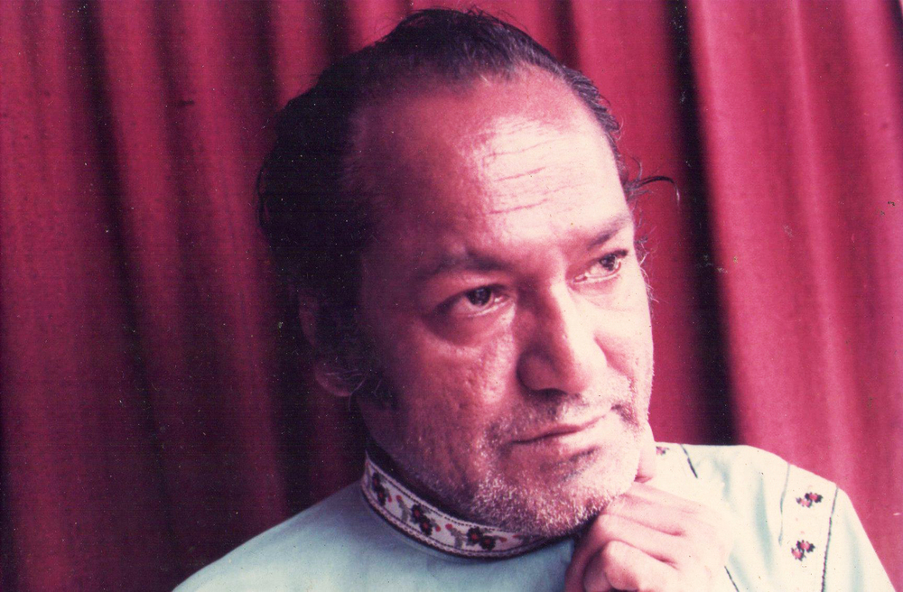 Ustad Bahadur Khan Sahib, sarod master © Courtesy Roy Chowdhury, private collection / Uncredited