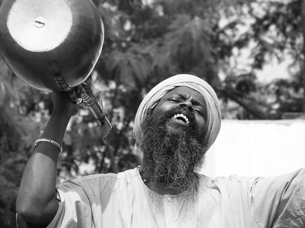Arjun Khyapa © JANE ROWAN