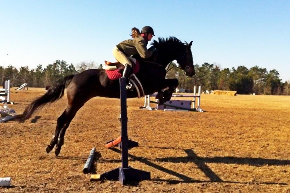 Lucky jump lesson #1