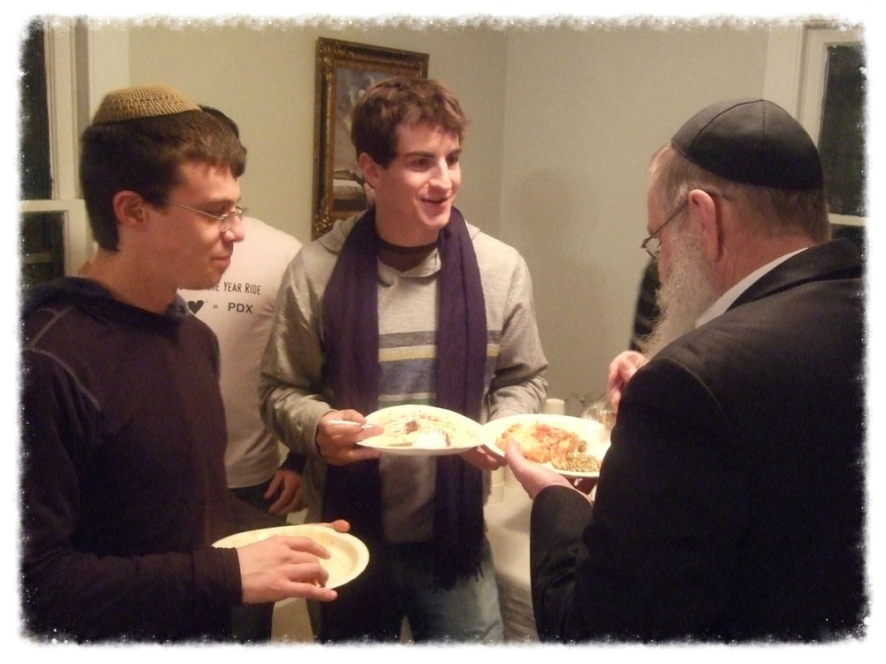 An Evening with a Pastor Turned Rabbi