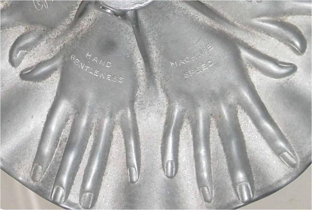 Hand Gentleness, Machine Speed Agitator Courtesy of Lee Maxwell