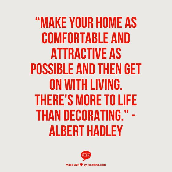 [Albert Hadley offering up some truth. More about the iconic designer  here .]