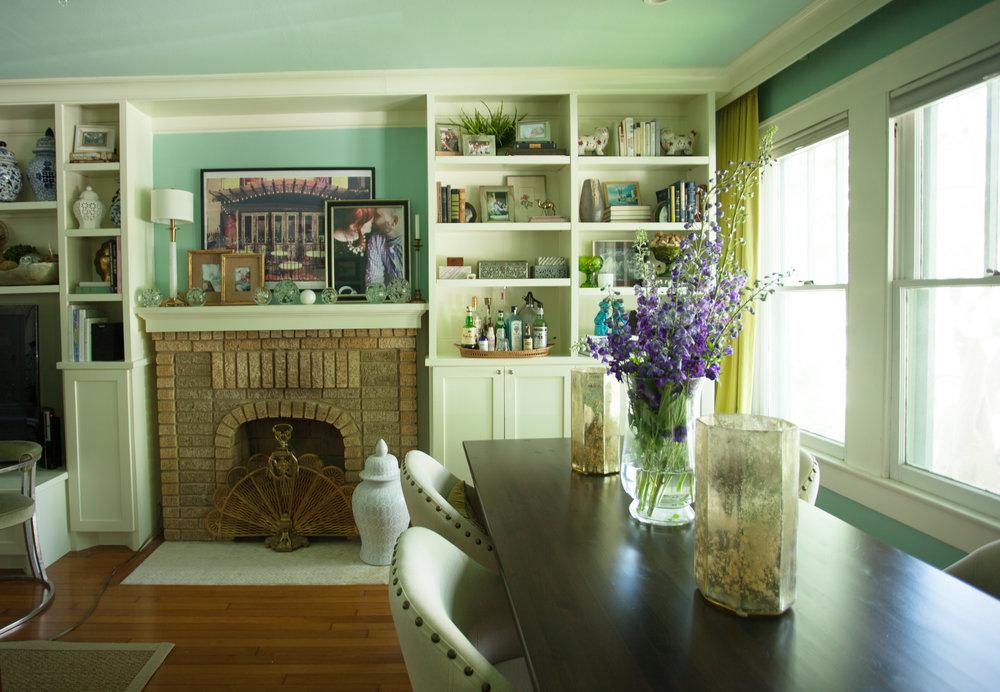 Jamie House's Dining Room