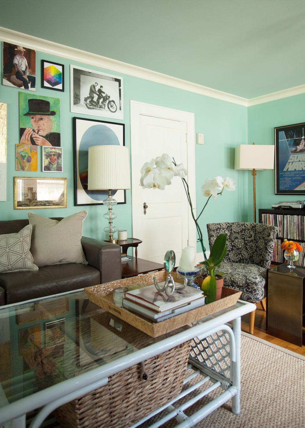 Jamie House's Living Room 4