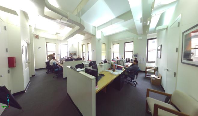 Entech BIM Department Office