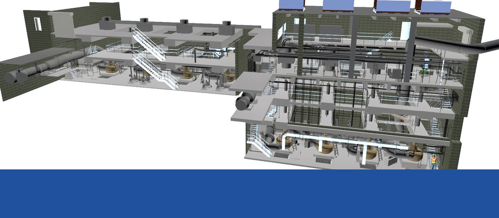 Bowery Bay Wastewater Treatment Plant Renovation (click to learn more)