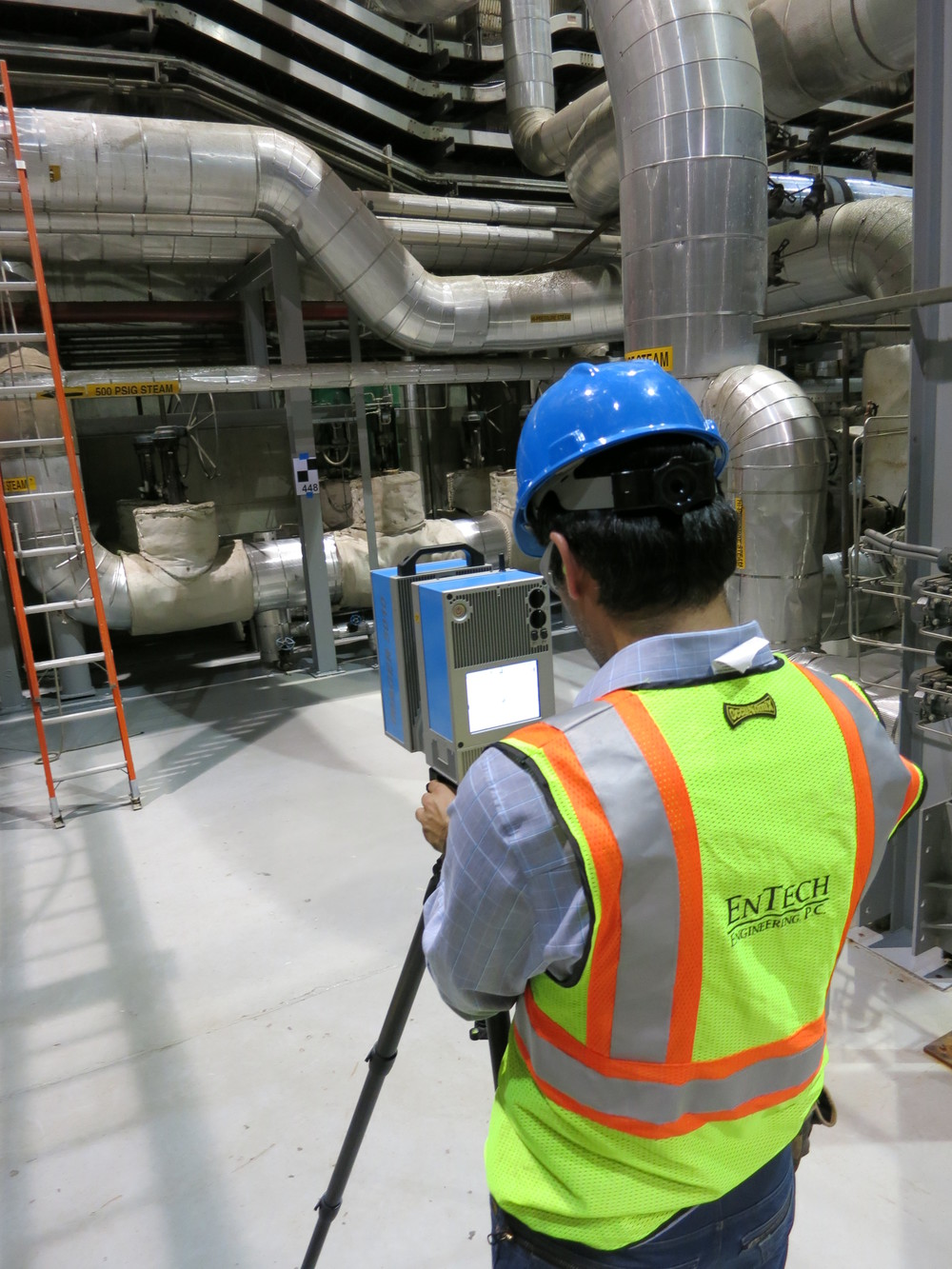 GE Cogen Power Plant