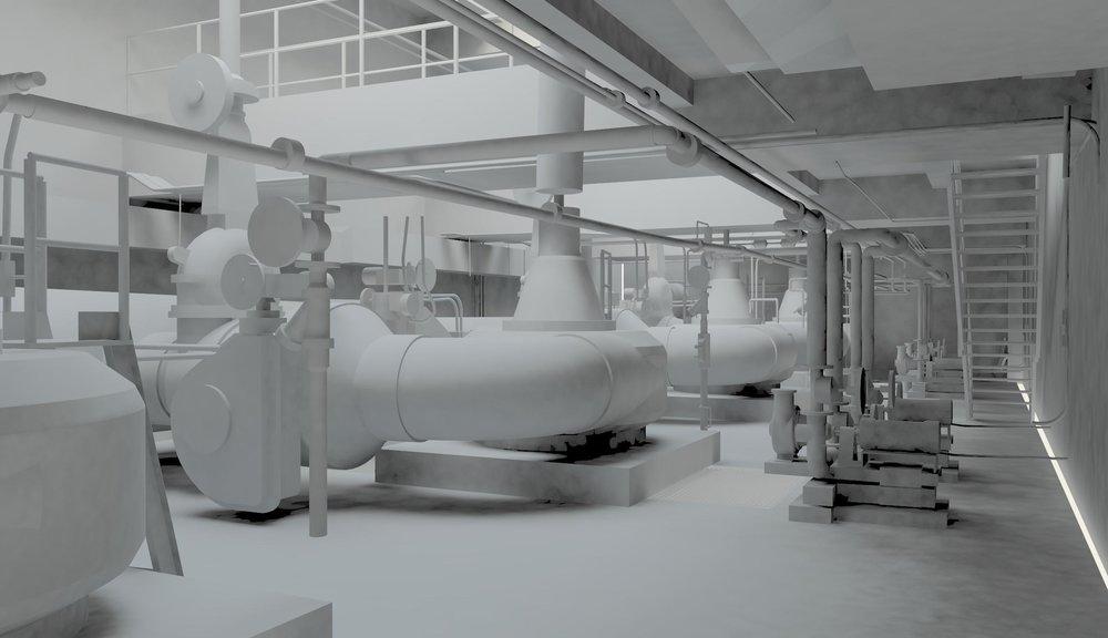 NYCDEP - Bowery Bay Pump Station