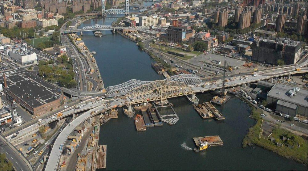 NYCDOT - Willis Avenue Bridge Reconstruction