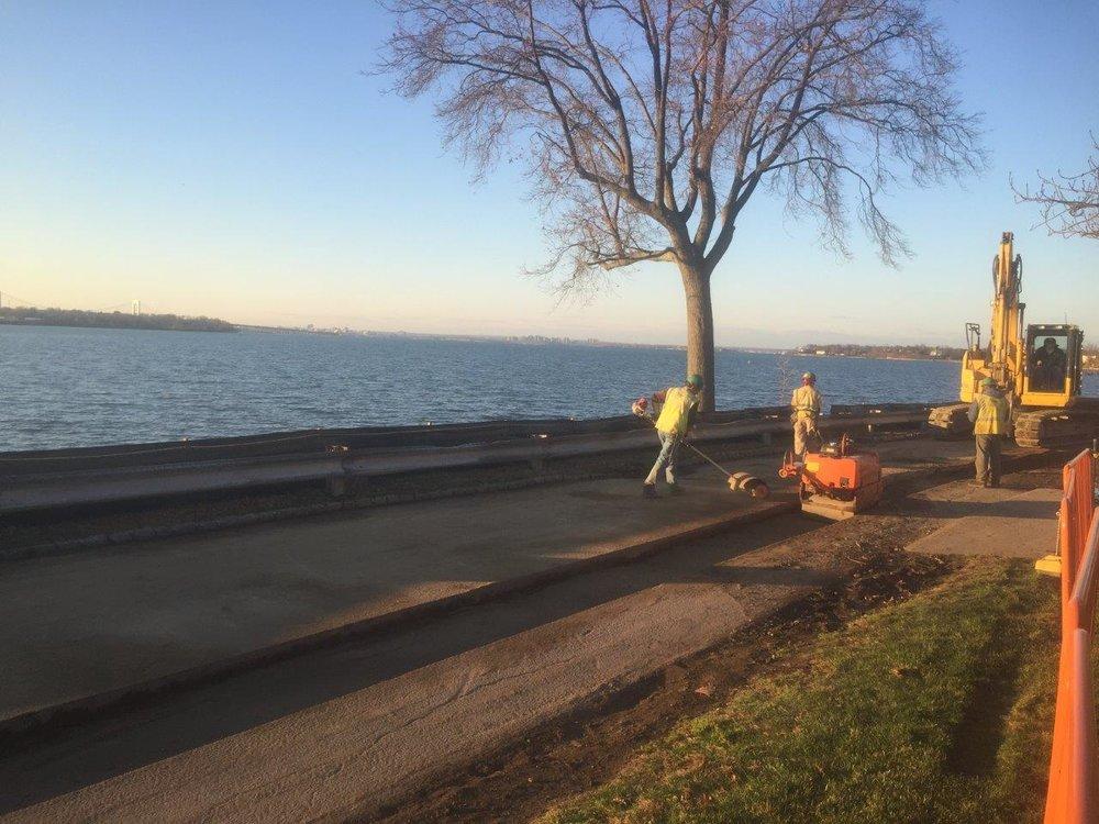 Shore Road Reconstruction