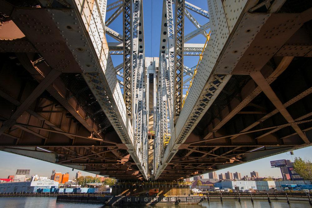 MTA-MNR Harlem River Lift Bridge Rehabilitation
