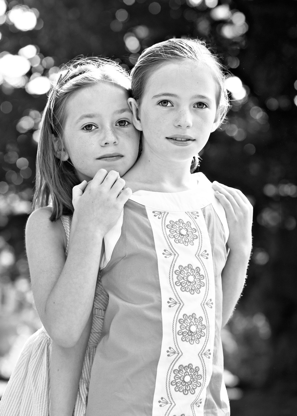 Walnut Creek Family Photographer ©ninapomeroy.com siblings children families sisters