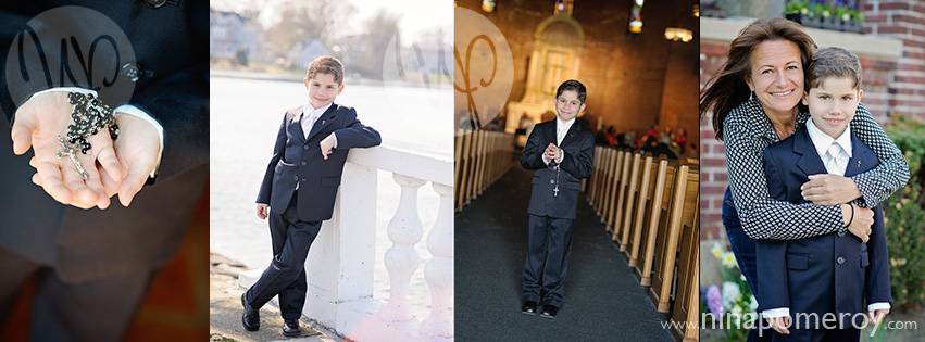 First Communion Portraits